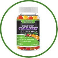 Daily Multivitamin Best Adult Gummy Multivitamins
