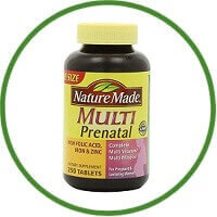 Nature Made Prenatal Multi Vitamin